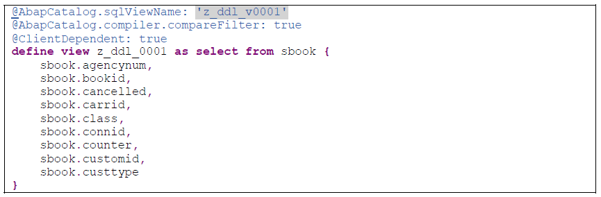 HANA 강좌 - [Tutorial] ABAP CDS 3부 / AMDP / CDS with AMDP